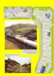 Peco New Plan 003 N Scale Radstock Wagon Works & Mells Rd. Sleeper Depot